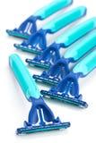 Disposable Shaving Razor Stock Photo