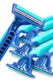 Disposable Shaving Razor Royalty Free Stock Photos