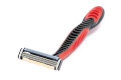 Disposable shaving razor Stock Image