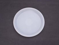 Disposable tableware Royalty Free Stock Image