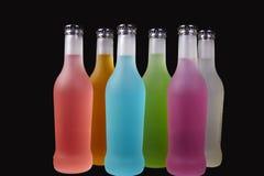 Disposição de cocktail, uísque Imagens de Stock