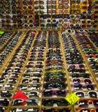 Disposição de Sunglass Foto de Stock