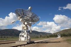 Disposição do prato, autoridade Observato astrofísico de rádio foto de stock royalty free