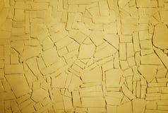 Disposición con las tejas en la pared Imagen de archivo