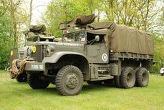 Disposición de la demostración de los vehículos de la guerra mundial 2 Imagenes de archivo