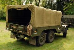 Disposición de la demostración de los vehículos de la guerra mundial 2 Fotografía de archivo