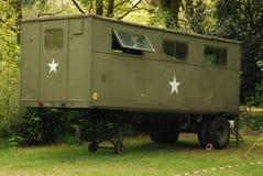 Disposición de la demostración de los vehículos de la guerra mundial 2 Fotos de archivo libres de regalías