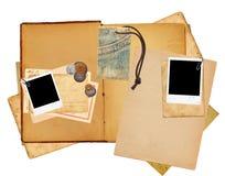 Disposición del diario Foto de archivo libre de regalías