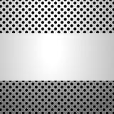 Disposición una del metal stock de ilustración