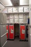 Disposiciones en el aeroplano Imagen de archivo libre de regalías