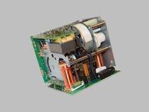 dispositif Électronique-mécanique Images libres de droits