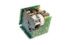 dispositif Électronique-mécanique Photo stock