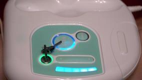 Dispositif d'épilation de laser banque de vidéos