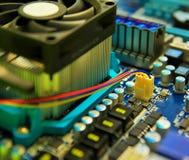Dispositif d'ordinateur électronique Photos libres de droits