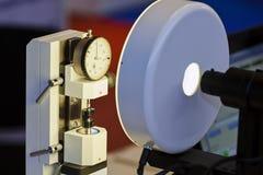 Dispositif de dispositif de mesure Images libres de droits