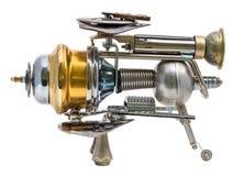 Dispositif de Steampunk Image libre de droits