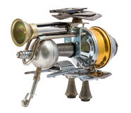 Dispositif de Steampunk Photographie stock libre de droits