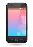 Dispositif de téléphone portable Photos stock