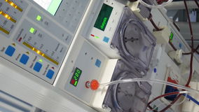 Dispositif médical de dialyse banque de vidéos