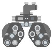 Dispositif médical optique illustration stock