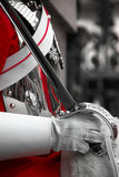 Dispositif protecteur de cheval royal, Londres Photos stock