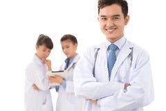 Dispositif protecteur de santé Photographie stock