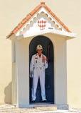 Dispositif protecteur - Monaco Images libres de droits
