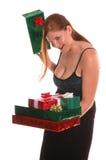 Dispositif trembleur de cadeau Image stock