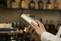 Dispositif trembleur de cocktail Photo libre de droits