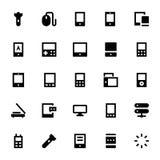 Dispositifs mobiles et intelligents 2 Photos stock