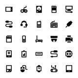 Dispositifs mobiles et intelligents 6 Images libres de droits