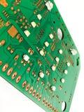 Disposition de carte électronique Image stock
