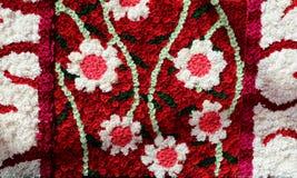 Disposition de fleurs Photos stock