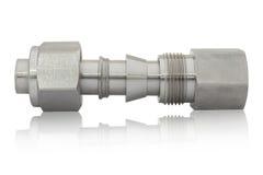 Disposition de tuyauterie et de montage pour la haute pression Images stock