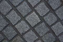 Disposition diagonale des machines à paver, texture de fond images stock