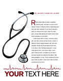 Disposition médicale Photographie stock