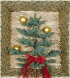 Dispositions de Noël image stock