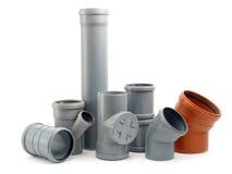 Dispositivi di impianto idraulico Immagini Stock Libere da Diritti