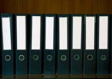dispositivi di piegatura del documento Fotografie Stock