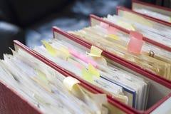 Dispositivi di piegatura di archivio Fotografia Stock