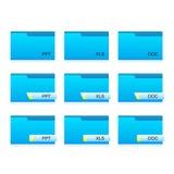 Dispositivi di piegatura di estensione Fotografie Stock Libere da Diritti