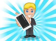 Dispositivo à disposição Ilustração Royalty Free