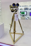 Dispositivo binocular do supervisório Fotos de Stock