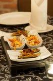 Dispositivo d'avviamento gastronomico Fotografia Stock