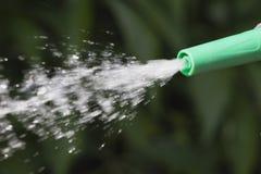 Dispositivo da irrigação do jardim Foto de Stock
