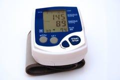 Dispositivo da monitoração da pressão sanguínea imagens de stock royalty free
