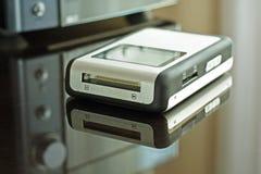 Dispositivo de almacenamiento - Photobank Foto de archivo libre de regalías