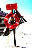 Dispositivo de flotación Imagen de archivo