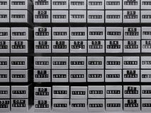 Dispositivo de la conmutación del teléfono Fotografía de archivo