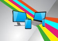 Dispositivo de la tecnología Imagen de archivo